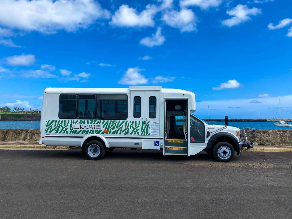 mid size paratransit buses are great for increased transportation needs
